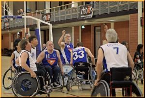 ISV Hengelo 2 vs. Redeoss 2 in Almere